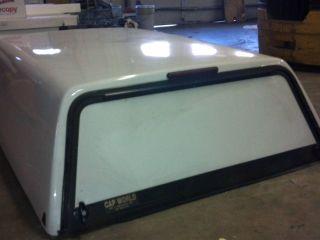 Leer Fiberglass Truck Cap