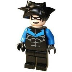 Lego Batman Loose Mini Figure Nightwing
