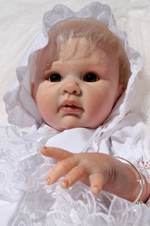 to Life Reborn Doll Baby Girl Adrie Stoete Lisa Now Leila