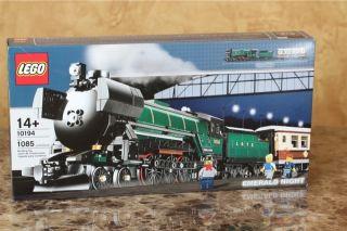 LEGO TRAIN 10194 Emerald Night NISB New & Sealed Toy Set 1095 pcs for