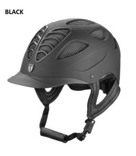Tipperary T Series T2 Riding Helmet Black Blue Brown All Sizes