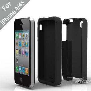 Acase iPhone 4S 4 Case Superleggera Pro Dual Layer Protection Case
