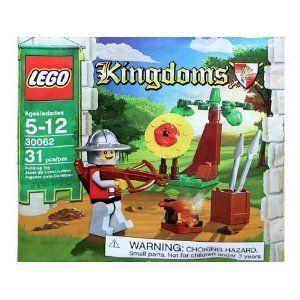 Lego Kingdoms Mini Figure Set 30062 Kingdoms Target Practice NISP