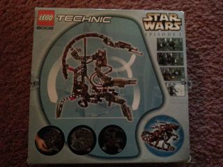 Lego Star Wars Destroyer Droid 8002