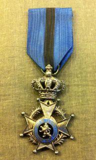 Belgium Knight in The Order of Leopold II