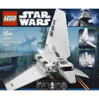 Lego Star Wars Imperial Shuttle 10212 SHIP Worldwide