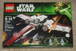 2013 Lego STAR WARS Set 75004 Z 95 HEADHUNTER Sealed New IN HAND W