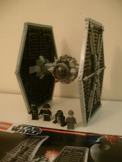 Star Wars Lego Set 9492 Tie Fighter