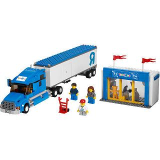 Lego City Toys RUS Truck 7848