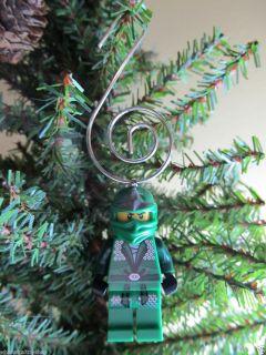 LEGO Ninjago Lloyd ZX (The Green Ninja) Custom Christmas/Holiday