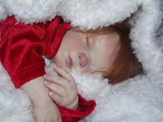 Reborn Doll Sophie Sleeping Baby Girl with Accessories