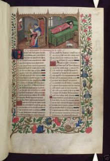 Libro de La Rosa Manuscrito Book of The Rose Codex