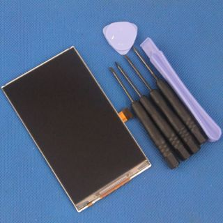 New LCD Display Screen Replacement Part for LG Esteem MS910 Tools