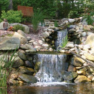 Savio Waterfall Koi Pond Weir Filter 16