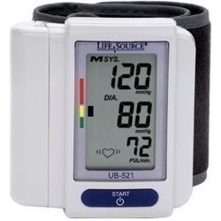 LifeSource UB521 Digital Wrist Blood Pressure Monitor