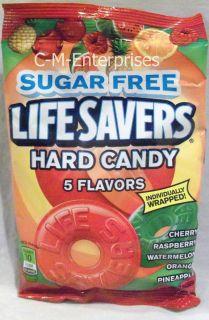 Life Savers Sugar Free Hard Candies 2 75 Oz
