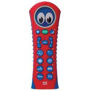 OARK02R Kids Universal Remote Control Direct TV Dish Network