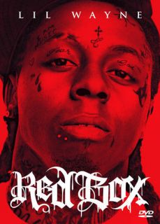 Lil Wayne Red Box DVD Hip Hop Rap Videos Urban