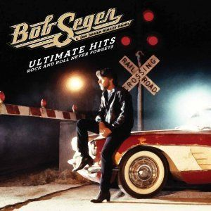 BOB SEGER // ULTIMATE HITS  ROCK AND ROLL NEVER FORGETS // NEW 2 CD