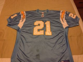 Authentic LaDanian Tomlinson Jersey   San Diego Chargers (Light Blue)
