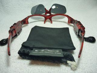 Oakley Lil Jon Signature Red Camo Thump Polarized  Sunglasses 12