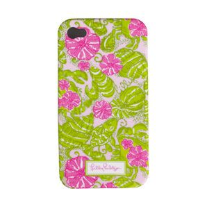 Lilly Pulitzer 4G iPhone Cell Phone Cover Case New