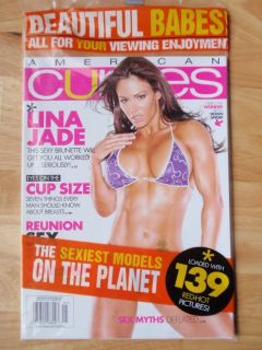 Curves Swimsuits Bikini Fitness Models Magazine Lina Jade 1 10