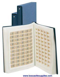 Lindner Mint Sheet Stamp Album Binder Pages 290 x 315mm