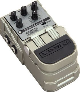 Line 6 Tonecore Verbzilla 0401901 Multi Effects Guitar Stomp Box Pedal