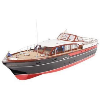 Lindberg Models 1 20 Chris Craft Constellation Boat Kit With Motor