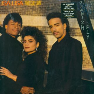 Lisa Lisa and Cult Jam Spanish Fly SEALED Promo LP