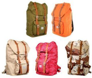 Herschel Supply Little America Backpack 23L Laptop Bag Pick Color