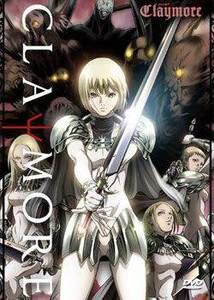 Claymore Complete Collection Episodes 1 26 DVD in English Anime Series