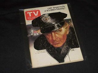 TV Guide 11 1 1975 Lloyd Bridges Joe Forrester 514