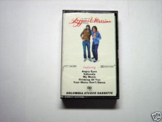 Loggins Messina Best of Friends Cassette 074643438841