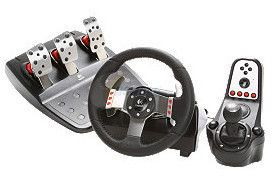 Brand New Logitech G27 Racing Wheel for PC PS3 PC2