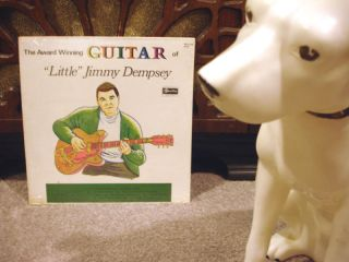 RARE Guitar Instrumental LP Little Jimmy Dempsey SEALED