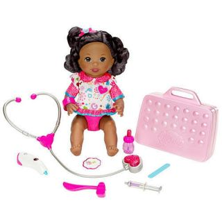 Little Mommy Doctor Mommy Doll African American