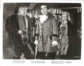 Lon Chaney Rita Corday Richard Greene Black Castle