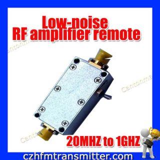 Remote Control Receiver Relay LNA 20MHz 1GHz 20dB Gain