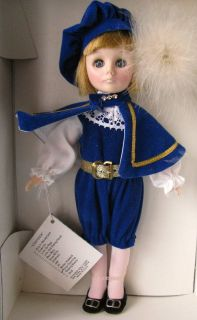 Vintage 1980 Effanbee Storybook 11 Vinyl Doll Collection Prince