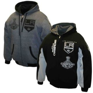 Los Angeles Kings 2012 NHL Stanley Cup Final Champions Jacket