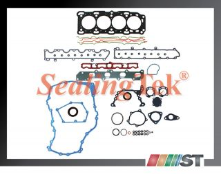 99 02 GM 2 4L Twin Cam Engine Cylinder Head Gasket Set LD9 w O EGR