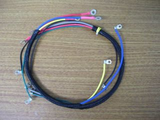Cub Lo Boy 1959 1964 Main Wiring Harness Ser 10567 19405 IH 371032R91
