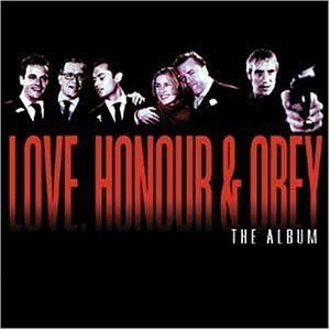 Original Soundtrack Love Honour and Obey OST 0724352631322