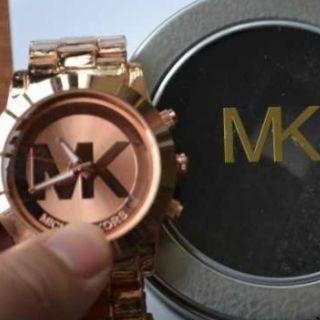 Michael Kors MK5473 Rose Gold Watch