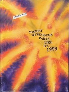 1999 Lone Oak High School Yearbook Paducah KY