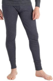 Comfort Brushed Thermal Long John with Heat Trap Technology