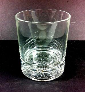Royal Canadian Whisky Lowball Tumbler Rocks Bar Glass Italy