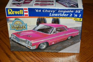 Revell 1964 Chevy Impala SS Lowrider Model Kit